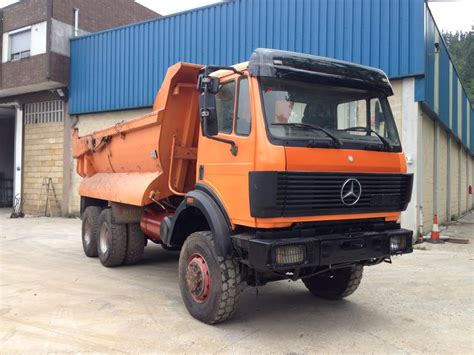 305 langenaltheim, germany 2018 like our videos! .: Used Mercedes Benz 2638 6x6 Truck