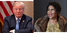 Does Donald Trump Know Who Aretha Franklin Was?