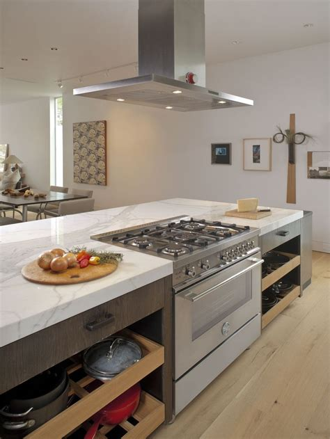 kitchen island with range 42 best real bertazzoni kitchens images on 5220