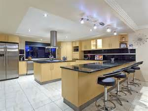 Modern Galley Kitchen Design Hardwood Kitchen Galley Kitchen Design In Modern Living