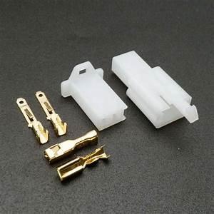 Female Male Connector Plug 2 3 4 6 9