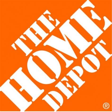 fonts logo home depot logo font