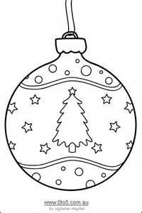bauble to colour in search results calendar 2015