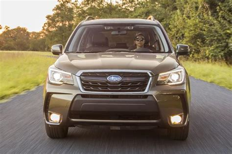 subaru forester 2018 review 2018 subaru forester new car review autotrader