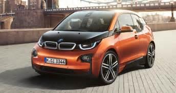 2015 Bmw I3 Gets Standard Fast Charging, Heated Seats