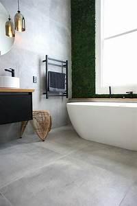 Bad Ideen Fliesen : die 25 besten ideen zu bad fliesen auf pinterest graue ~ Michelbontemps.com Haus und Dekorationen