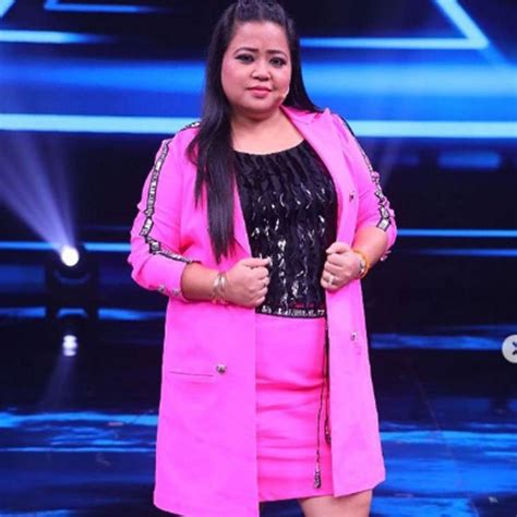 Comedian Bharti Singh arrested by NCB in drugs case; Her ...