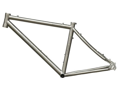 cadre titane route occasion cadre vtt titane sur mesure rewel raymond cycles