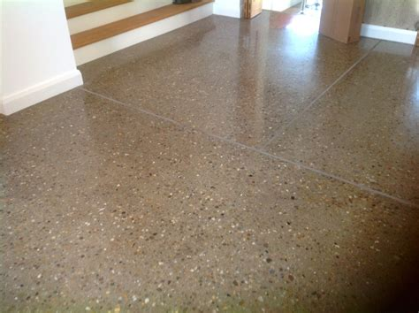 interior concrete floors pros and cons polished concrete floors as strong base flooring amaza design