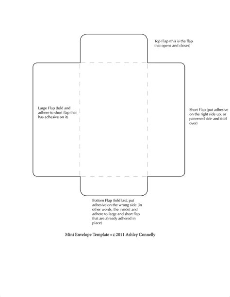 8 5 X 11 Envelope Template by Envelope Template For 8 5 X 11 Paper 4 2band 2b3 4 2binch