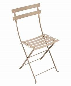 Chaise Bistro Fermob : chaise pliante bistro fermob muscade l 38 x h 82 made in design ~ Melissatoandfro.com Idées de Décoration
