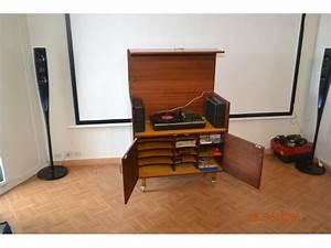 Meuble Platine Vinyle Vintage : magnifique platine vinyle td philips 292 st r o vintage avec meuble chaville 92370 ~ Teatrodelosmanantiales.com Idées de Décoration
