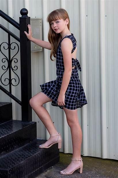 Sonia Outfits Tween Heels Young Models Gigi
