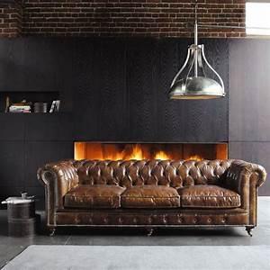 Maison Du Monde Chesterfield : the chesterfield sofa a classic piece for any interior ~ Teatrodelosmanantiales.com Idées de Décoration