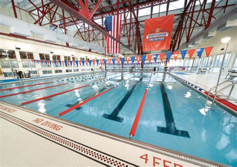 New York's Top 4 Gyms With The Best Swimming Pools