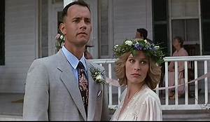 what is your favorite bridal look from a movie weddingbee With forrest gump jenny wedding dress