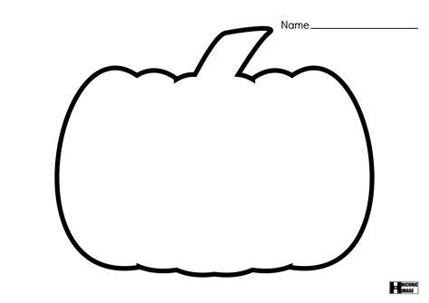 pumpkin shape template hiconic image modern iconography for the esl efl classroom page 2