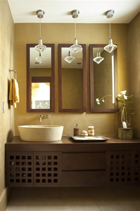 Decorating Bathroom Mirrors Ideas by Decorating With Mirrors