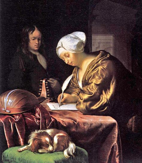 time  women reading writing letters