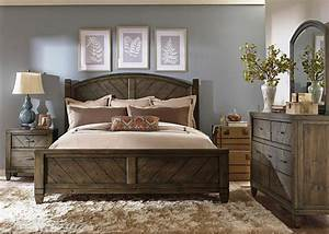 Contemporary Rustic Bedroom Furniture Style — Contemporary ...