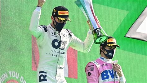 Canada's Lance Stroll posts 2nd top-3 finish of F1 career ...
