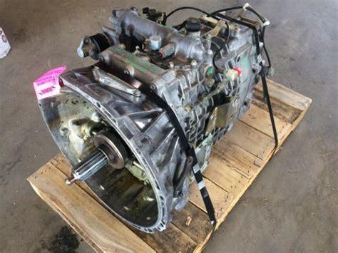 Mitsubishi Fuso Fm 6speed Manual Transmission  Isuzu Npr