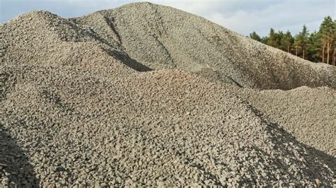 why is gravel used for septic systems leach fields