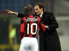 Clarence Seedorf set to be named new AC Milan coach on