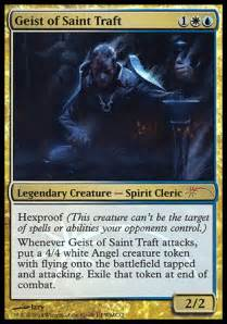 geist of traft lets win together variant commander commander edh the mtg