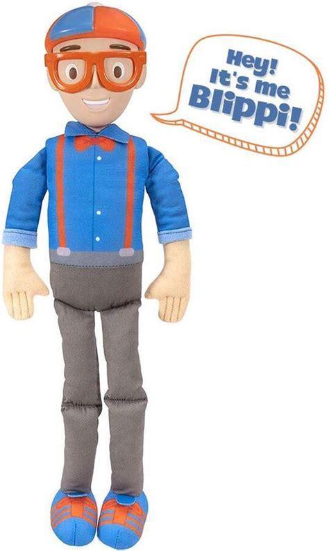 blippi  buddy blippi figure
