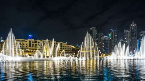 Best Places To Visit in Dubai at Night   CTC