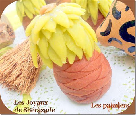 les gateaux algerien moderne les palmiers el nakhil g 226 teau alg 233 rien moderne les joyaux de sherazade
