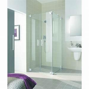 Paroi Douche Verre Sablé : parois de douche en verre rothalux ~ Premium-room.com Idées de Décoration