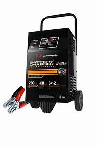 Schumacher  Se 12v 200 Amp Automatic Battery