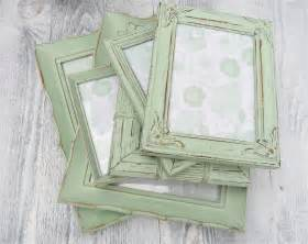 green shabby chic shabby chic nursery style project nursery