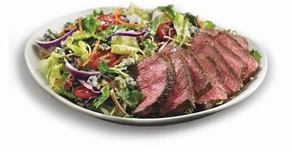Salad Steakhouse Outback Salads Menu Dressing Recipes