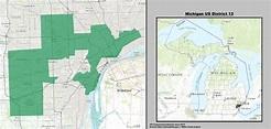 Michigan's 13th congressional district - Wikipedia