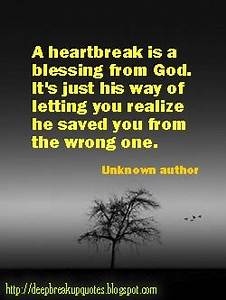 Deep Break Up Quotes. QuotesGram