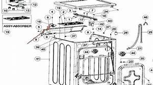 Maytag Atlantis Washer Parts Washer Parts Diagram