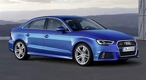 Audi A3 Berline 2016 : un nouveau nez pour l audi a3 2017 et plus de puissance luxury car magazine ~ Gottalentnigeria.com Avis de Voitures