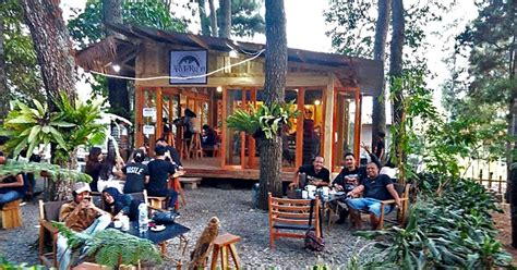 kopi armor gairah  seni ngopi  hutan wisata kota