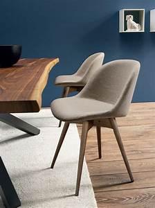 Strapazierfähiger Stoff Für Stühle : holzstuhl sitz aus leder oder stoff idfdesign ~ Bigdaddyawards.com Haus und Dekorationen