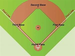 Baseball Diamond - Cliparts.co