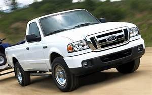 Maintenance Schedule For 2007 Ford Ranger