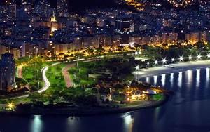 Rio At Home : rio de janeiro night walldevil ~ Lateststills.com Haus und Dekorationen