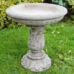 Small Garden Bird Bath