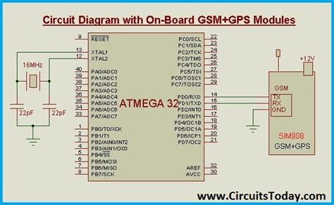 Gps Gsm Based Vehicle Tracking System Using Microcontroller