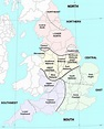 The English Dialects and Accents / The Origin of English ...