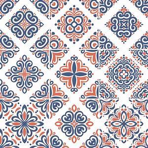 Stickers Carreaux De Ciment : 9 stickers carreaux de ciment azulejos riffo cuisine ~ Premium-room.com Idées de Décoration
