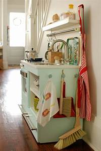 Diy Wooden Play Kitchen Plans - WoodWorking Projects & Plans